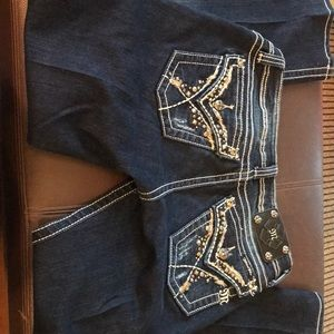 NWOT Miss Me 30 x 31 boot cut jeans